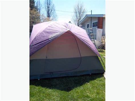coleman 2 room tent quot coleman quot 2 room dome tent orleans ottawa