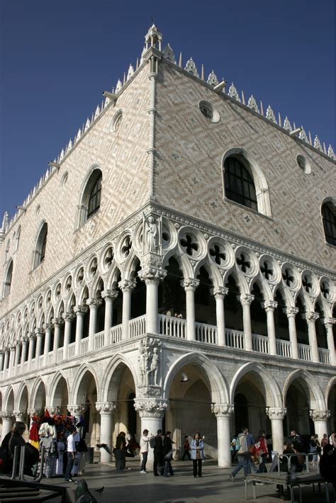 What Is Included In Architectural Plans file venice doge s palace jpg wikimedia commons