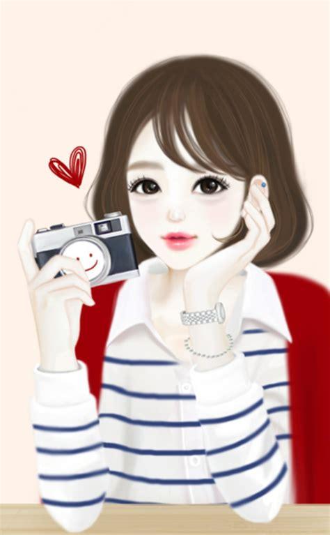 koleksi gambar kartun foto artis korea phontekno
