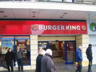 Mba Leadership Program Burger King by Burger King Food Hygiene Rating From Newcastle Upon Tyne