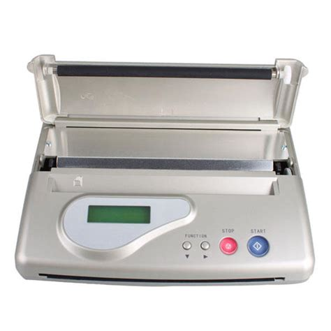 tattoo thermal copier usb stencil machine thermal copier for transfer