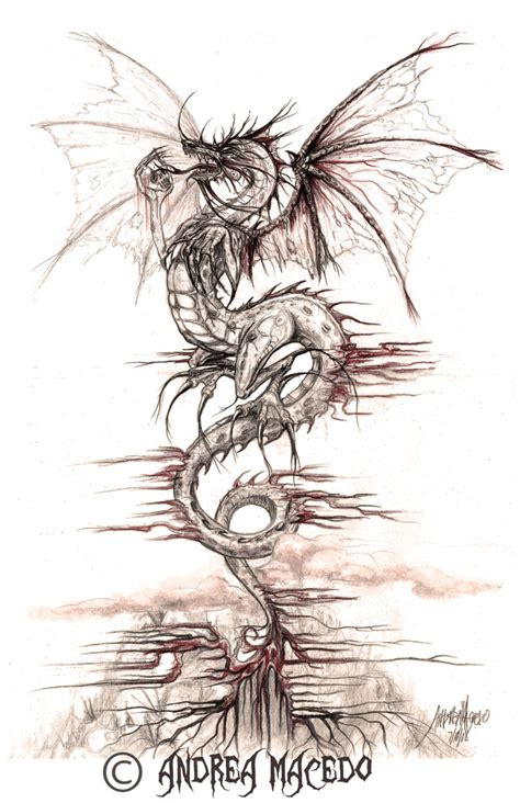 badass dragon tattoo designs the gallery for gt badass tattoos