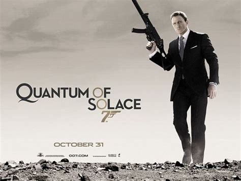 quantum of solace film müzigi quantum of solace movie poster 2 of 11 imp awards