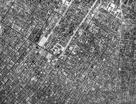 grid layout city why l a has clashing street grids kcet