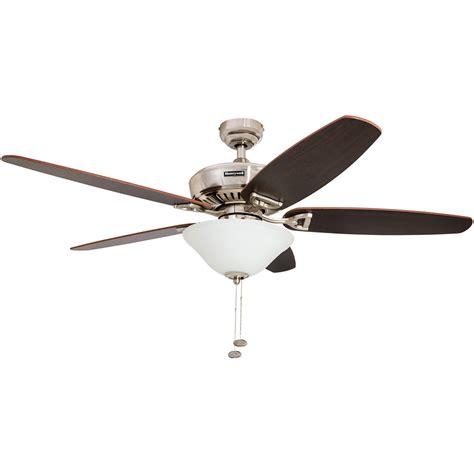 honeywell belmar ceiling fan brushed nickel finish