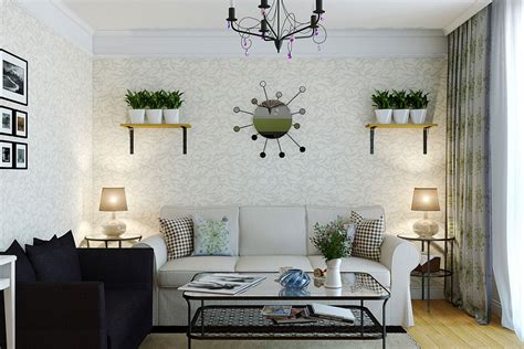 wohnzimmer dekor 45 gambar hiasan dinding ruang tamu desainrumahnya
