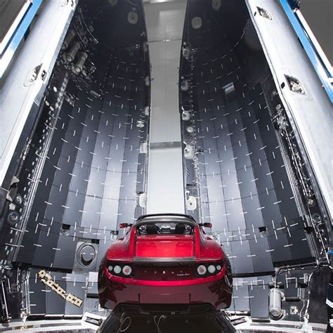 elon musk new rocket elon musk to launch his tesla roadster into space on