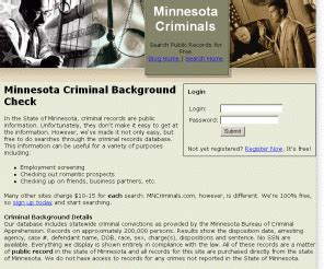 totally free background checks mncriminals mncriminals totally free criminal