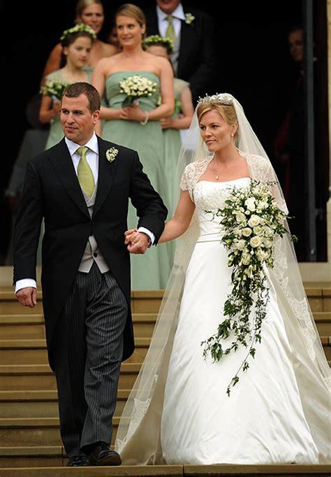 royal brides fairytale wedding dresses worn by real