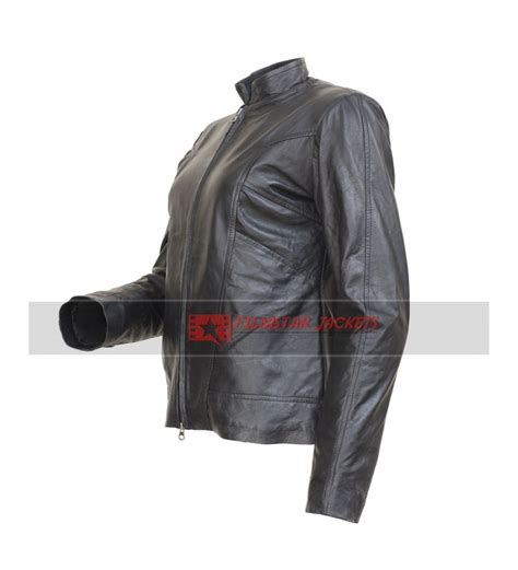 Jaket Angelie comic con jacket