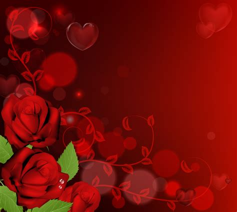 pictures of hearts and roses roses and hearts background hearts flowers