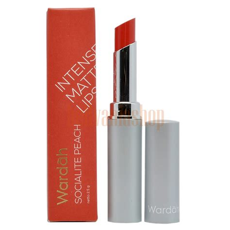 Lipstik Wardah Terbaru Matte lipstick warna terbaru wardah matte lipstick johan surya