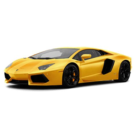 yellow lamborghini png yellow lamborghini transparent png stickpng