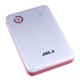 Aili Console Power Bank 4 Slot Battery Charger 18650 High Q T0210 5 Aili Power Bank Diy Untuk 4pcs 18650 Black White