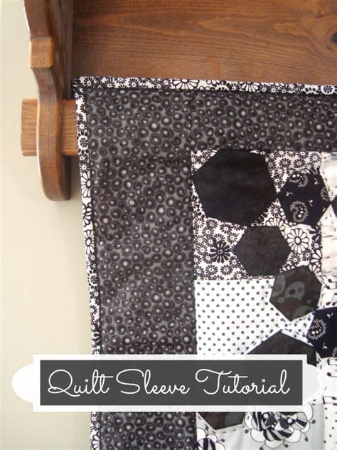 How To Hang A Quilt With A Sleeve by How To Hang A Quilt Using A Quilt Sleeve Tutorial