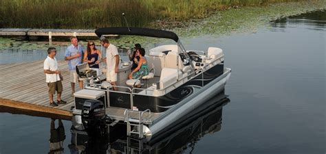 pontoon boats for sale in ohio vance outdoors marine new and used boats for sale in ohio
