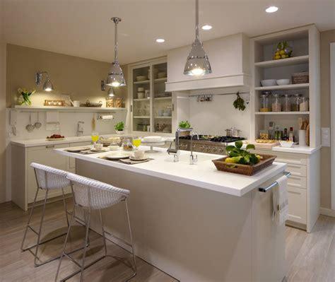 cocinas de diseno con isla maravillosos dise 241 os de cocinas con isla