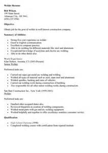 Production Welder Sle Resume by Welders Helpers Resume Sales Welder Lewesmr