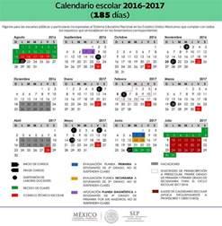 Calendario 2018 Uanl Sep Publica Los 2 Calendarios Para El Ciclo Escolar 2016 2017