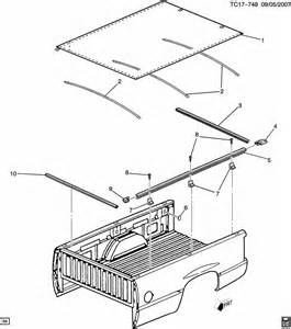 Tonneau Cover Parts List Tonneau Cover Box
