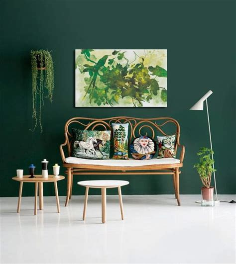 Deco Jungle Chic by Jungle La D 233 Coration Murale Tendance Izoa