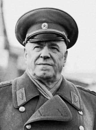 Georgy Konstantinovich Zhukov | biography - Soviet marshal