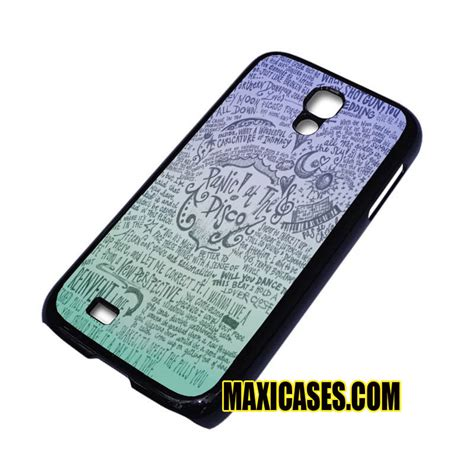 Casing Samsung S7 Panic At The Disco Lyric Cover Custom panic at the disco lyrics iphone 4 iphone 5 iphone 6 cases
