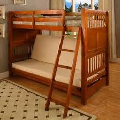 futons for kids rooms dorel twin over futon contemporary bunk bed walmart com