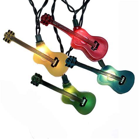 guitar string lights guitar string lights theme decorations