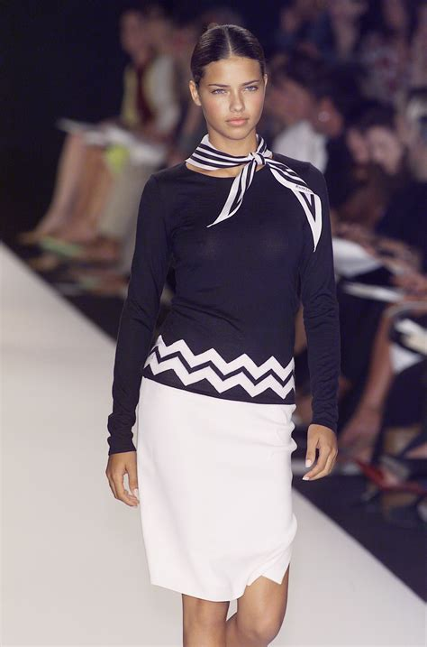 adriana ralph lauren ralph at new york fashion week 2001 livingly