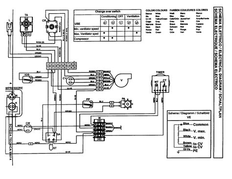 3 phase air conditioning wiring diagram wiring diagram