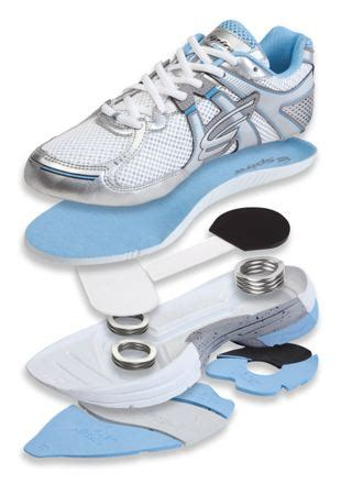 shoes with springs specials on spira genesis x and xlt running shoes