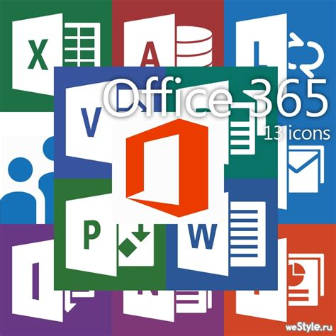 Microsoft Office Icons by Microsoft Office Icons Images