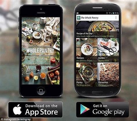 In Pantry App by Whole Pantry S Gibson Reveals She Fears For