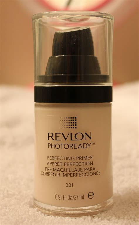 Revlon Photoready Foundation Review revlon photoready perfecting primer review photos