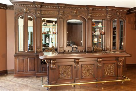 Home Bars Nj Residential Bar Nj Traditional Home Bar Other By