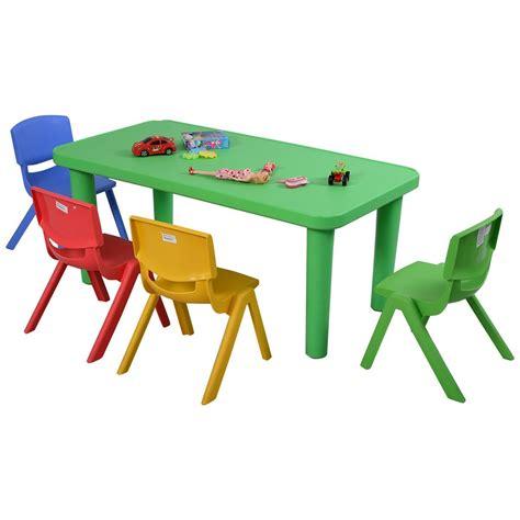Colorful Table L by Colorful Table And Chairs Home Design Interior