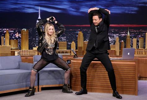 best of jimmy fallon tonight show madonna performs on the tonight show with jimmy