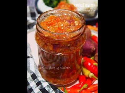 Sambel Jambal Asli Surabaya cara membuat sambal bawang bu rudy surabaya resep asli