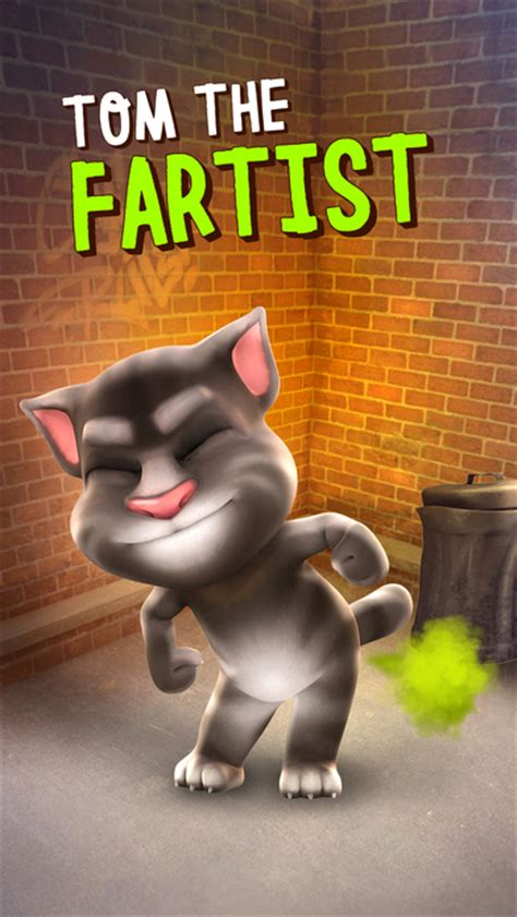 talking tom talking tom cat on the app store