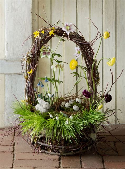 Easter Garden Ideas 18 Garden Ideas For Easter Flowers Diy Decoration Project Bored Fast Food