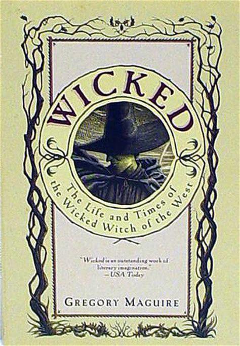 libro the wicked the ver tema wicked memorias de una bruja mala gregory