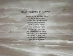 Husband in heaven more husband heaven missing my husband in heaven
