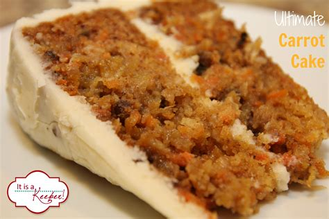the best carrot cake the best carrot cake it is a keeper