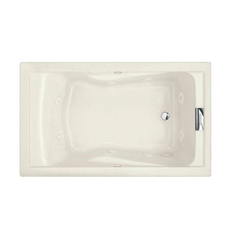 deep bathtubs home depot american standard evolution 5 ft x 36 in deep soak