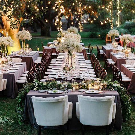 decoracion jardines para bodas 10 ideas de decoraciones de luces para tu boda en jard 237 n