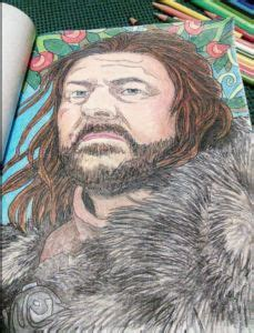 unofficial of thrones colouring book 1000 ideas about of thrones preview on
