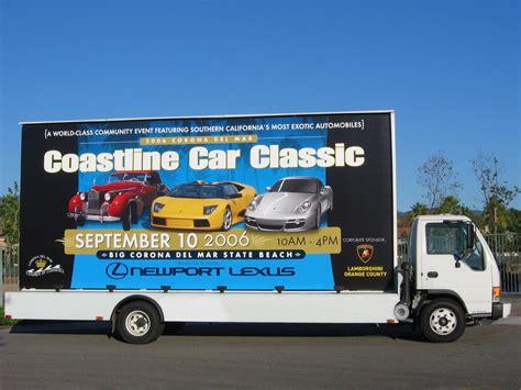 mobile billboard advertising billboardconnection mobile billboards billboard