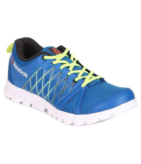 Rebook Running Shoes reebok pulse run blue running shoes buy reebok pulse run blue running shoes at best