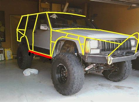 Jeep Xj Cage Roll Cage Page 2 Jeep Forum